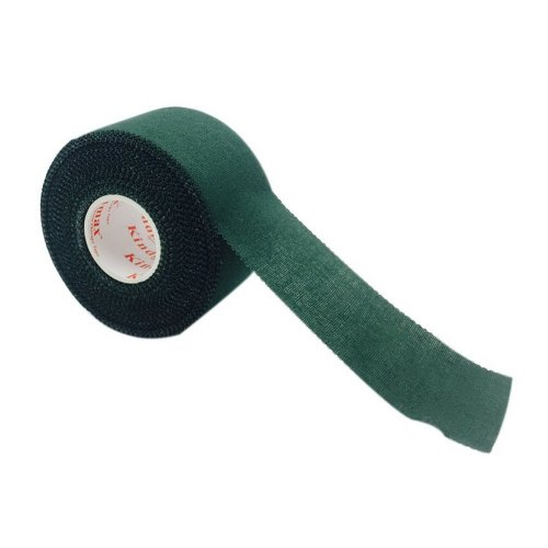 1 Roll Self Adherent Cohesive Bandage Bracers Elbow Ankle Protection Tape, Green