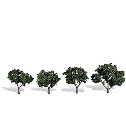 SP Whistle Stop WS 3505 2 - 3 in. 4 Cool Shade Trees