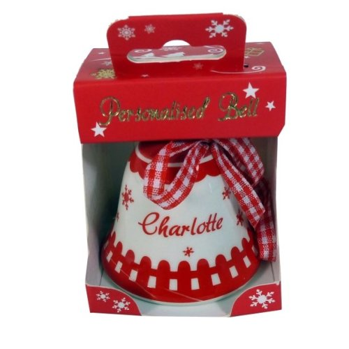 Jayden Christmas Bell