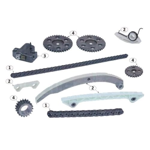 Ford C-max 1.8/2.0 Petrol 2007-2010 Timing Chain Kit