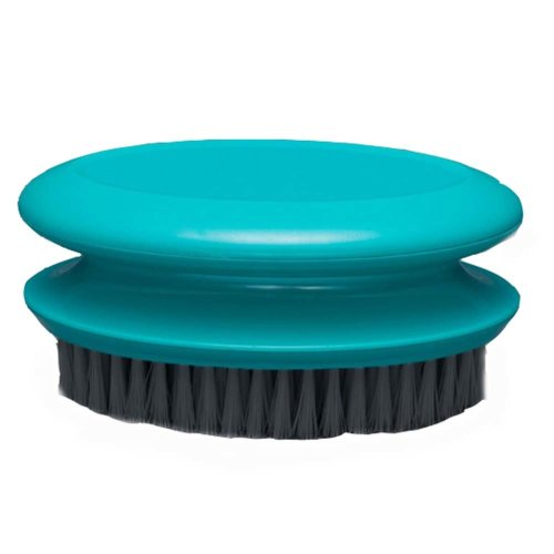Deep Clean Brush Soft Brush for Clothes, Green