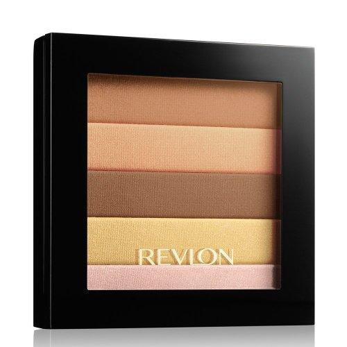 Revlon Glow Highlighting Palette - 7.5 g, Bronze