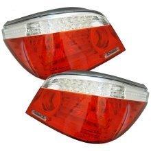 Bmw 5 Series E60 2007-5/2010 Led Rear Tail Lights 1 Pair O/s & N/s