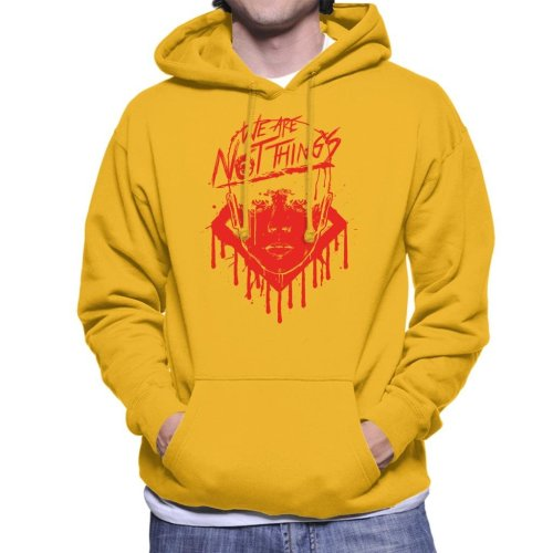 Mad Max We Are Not Things Men's Hooded Sweatshirt