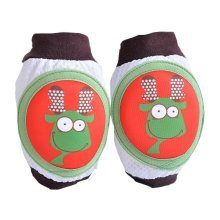 Green Elk Baby Elbow Pads Summer Children Knee Brace