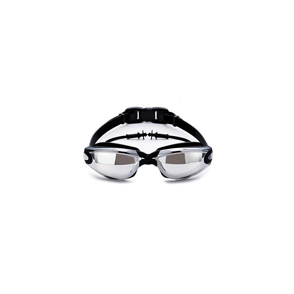 SPARKSOR Swimming GogglesAnti Fog UV Protected Swim Goggles, Ergonomic -  Fits Men, Women, Children - 100% Lifetime Guarantee