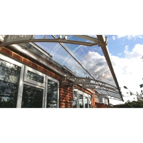 Cantilever Door Canopy | 6000mm wide x 1000mm projection