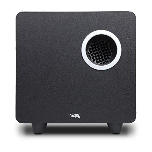 Cyber Acoustics 62W 2 1 Stereo Speaker with Subwoofer Great for multimedia laptop or PC computers perfect for Music Movies and Gaming CA 3610