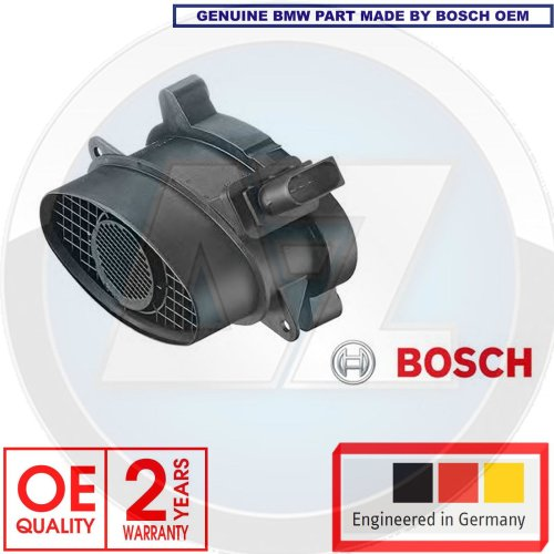 FOR 5 SERIES E60 E61 520D 525D 530D BOSCH AIR FLOW MASS METER SENSOR 13627788744