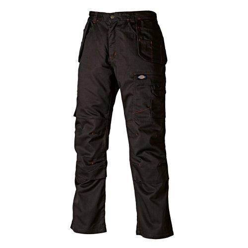 Dickies Redhawk Pro Work Trousers Black (All Sizes) Men's Trade Hardwearing
