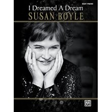 Susan Boyle -- I Dreamed a Dream: Easy Piano