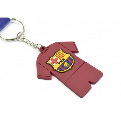 FC Barcelona Official PVC Full Kit Keyring