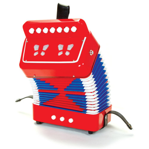 Accordion - Musical Toy Tobar Instruments Plastic -  accordion musical toy tobar instruments plastic