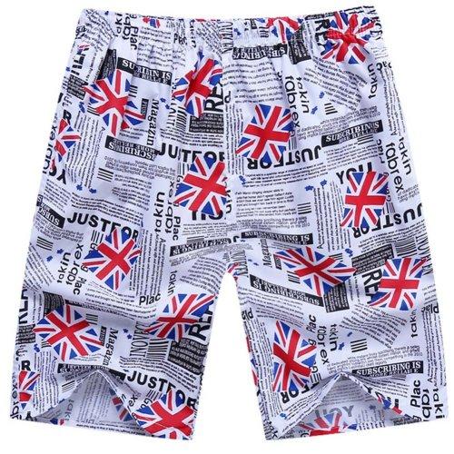 Beach Pants Quick-Drying Summer Men's Casual Pants Sports Pants Loose Pants