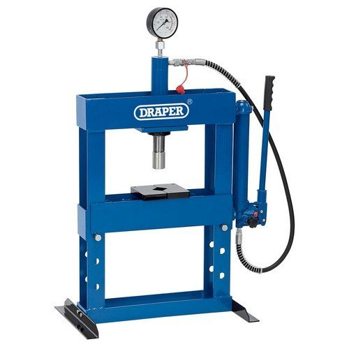 Draper 10582 10 Tonne Hydraulic Bench Press