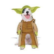 Yoda™ Costume For Dogs -  yoda costume small dogs