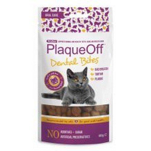 Plaqueoff Dental Bites Cats