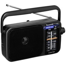 Panasonic RF-2400D Digital Portable Radio AM/FM
