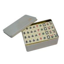 Mini Mahjong Classic Mahjong Games Traditional Chinese Mahjong Creamy White