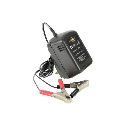 2/6/12V 600mA Lead Acid Battery Charger